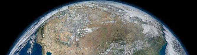Amazja - to będzie nowy kontynent. Powstanie na biegunie północnym