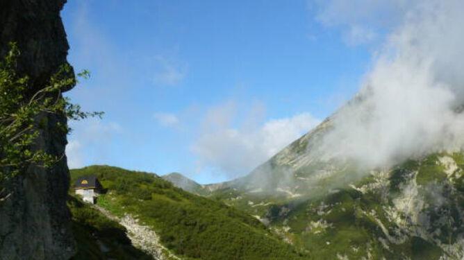 A w Tatrach wciąż lato