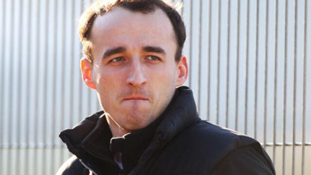 Kubica opuścił OIOM