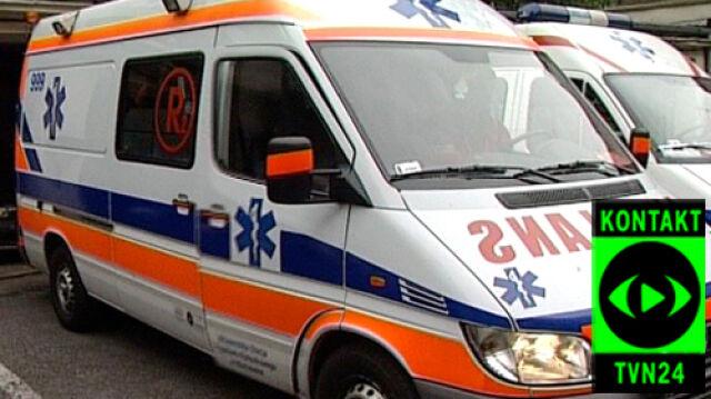 Tragiczny wypadek na pogrzebie posła PSL