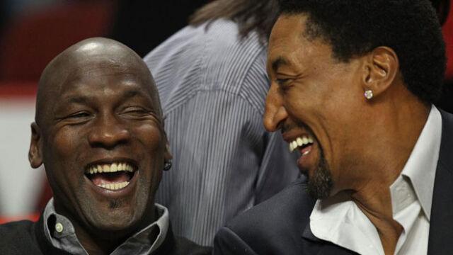 Jordan i Pippen znów razem