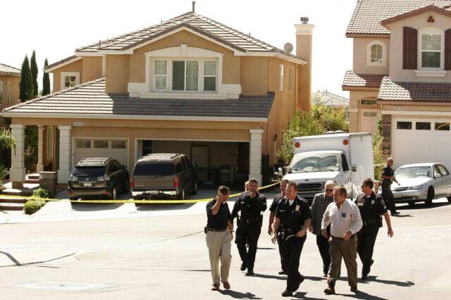 Zdesperowany finansista zamordował rodzinę