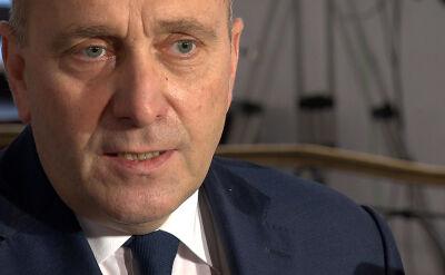 Schetyna: Saryusz-Wolski powinien zabrać głos