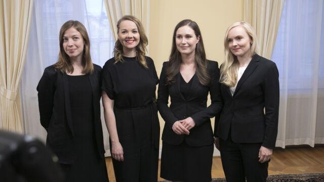 Nowa premier stawia na kobiety.