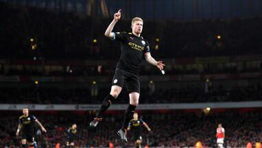 Manchester City upokorzył Arsenal. Show jednego aktora