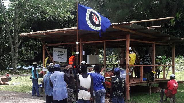 Mieszkańcy Wyspy Bougainville'a opowiedzieli się za niepodległością