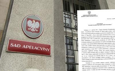 """Zastępca rzecznika dyscyplinarnego rozpoczął """"czynności wyjaśniające"""" ws. sędziów z Katowic"""