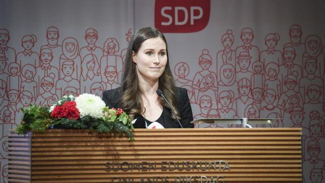 Będzie najmłodszym szefem rządu na świecie. Fiński parlament przyjął nominację Sanny Marin