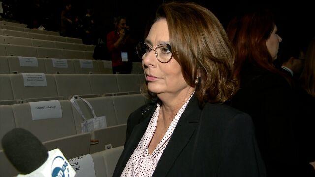 Kidawa-Błońska o projekcie PiS: wiem, że w Senacie tego nie zatrzymamy