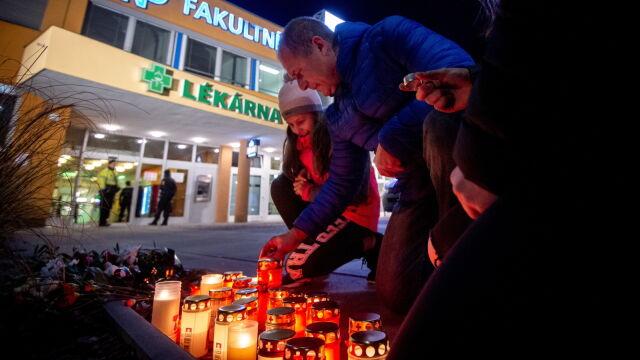 Msza w Ostrawie po tragedii, która