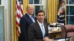 Mark Esper od lipca pełni funkcję sekretarza obrony USA