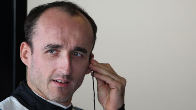 Kubica zostaje w Formule 1. Będzie kierowcą Alfa Romeo