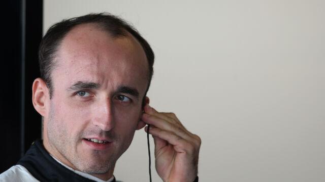 Kubica znów za kółkiem bolidu Formuły 1. Pewny start w piątkowym treningu