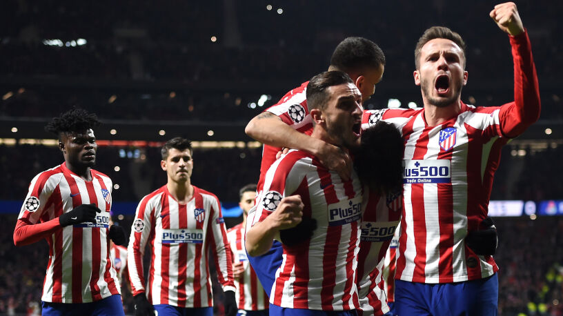 Kolejny triumf Juventusu. Krychowiak i Rybus nie zatrzymali Atletico