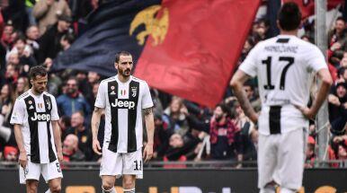 Bez wiary, bez pomysłu, bez Ronaldo. Juventus znalazł pierwszego pogromcę