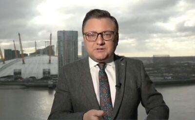 """Londyn odrzucił umowę. Korespondent """"Faktów"""" TVN z Londynu"""
