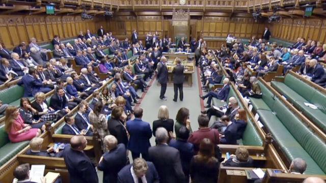 Izba Gmin za opóźnieniem brexitu