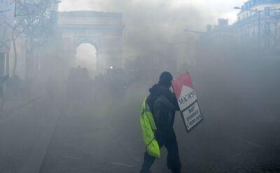 Starcia w Paryżu. Relacja Piotra Moszyńskiego