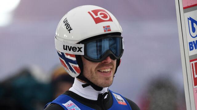 Stjernen zakończył karierę w pięknym stylu. Szpaler dla norweskiego mistrza