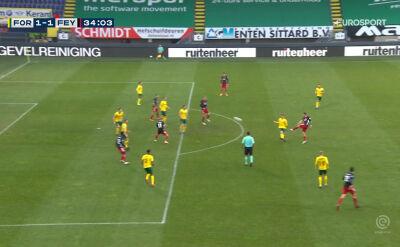 Piękny gol piłkarza Feyenoordu w 9. kolejce Eredivisie