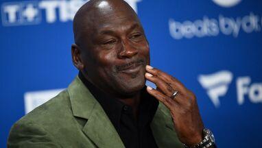 Kolejny piękny gest Michaela Jordana. Dwa miliony dla potrzebujących