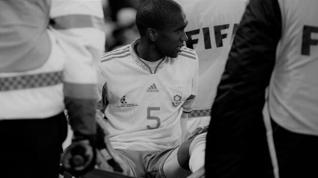 Nie żyje 33-letni były piłkarz reprezentacji RPA