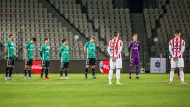 Piłkarze polskich lig uczczą pamięć Maradony minutą ciszy