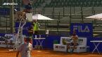 Fatalne zachowanie Paire'a w 2. rundzie turnieju ATP w Buenos Aires