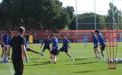Pierwsze treningi w grupach w Barcelonie i Atletico