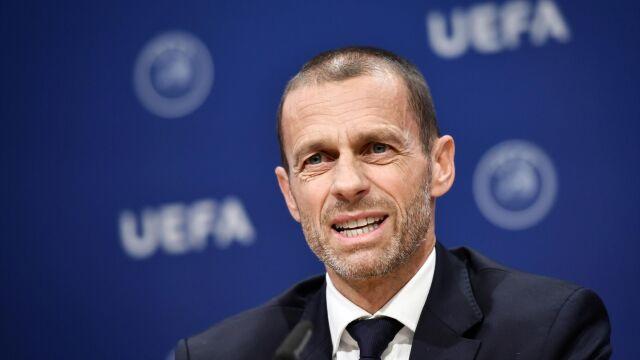 Drastycznie rozwiązanie UEFA. Piłkarze z klubów Superligi nie zagrają w reprezentacjach