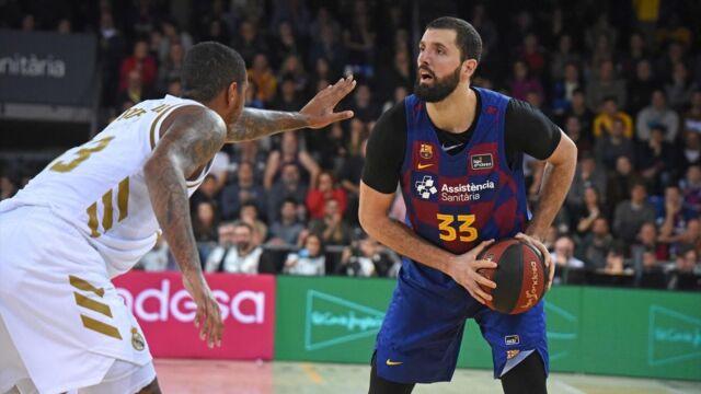 Gwiazdy hiszpańskiej koszykówki nie chcą wznowienia sezonu