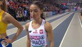 Sofia Ennaoui awansowała do finału biegu na 1500m