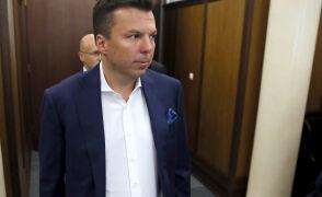 Jest wniosek do sądu o wydanie listu gończego za Markiem Falentą