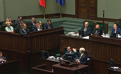 Kaczyński o Tusku: to ten pan się boi