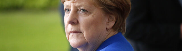 "Angela Merkel ""you ="" ""ma ="" ""place ="" ""w ="" ""history ="""