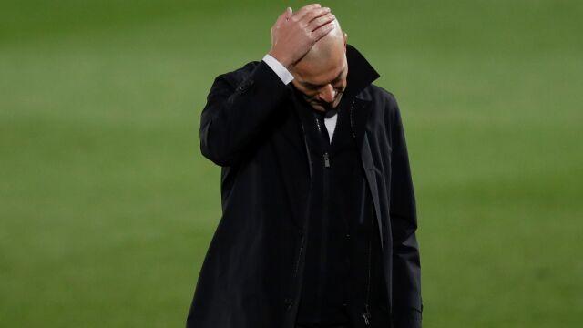 Niechlubne osiągnięcie Realu. Zidane ma poważne powody do zmartwień