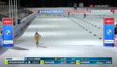 Hanna Oeberg wygrała sprint w Kontiolahti