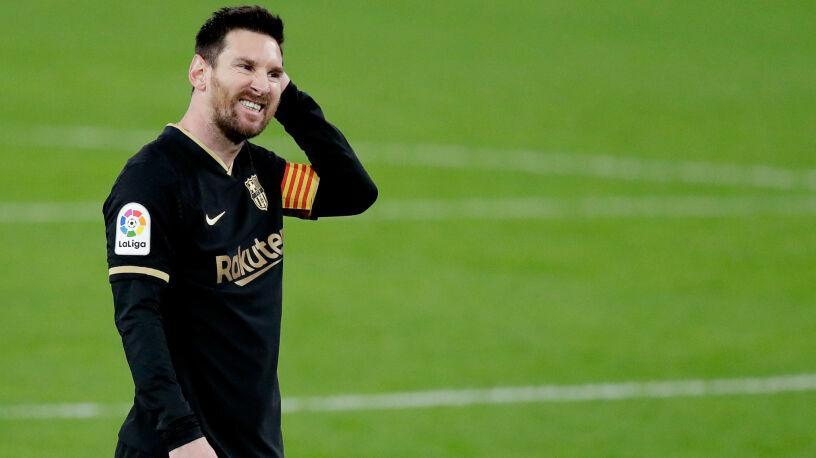 Weteran upokorzył bramkarza i pół defensywy Barcelony