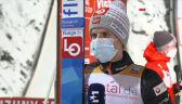 Halvor Egner Granerud po wygraniu sobotniego konkursu w Niżnym Tagile