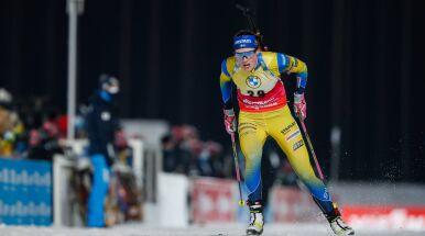 Siostry Oeberg zdominowały sprint w Kontiolahti. Polka w trzydziestce