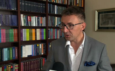 Profesor Marek Chmaj o zmianach zasad wyboru I prezesa Sądu Najwyższego