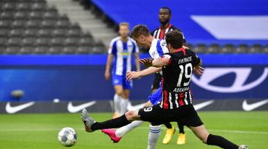 Piątek z efektownym golem, ale Hertha i tak upokorzona