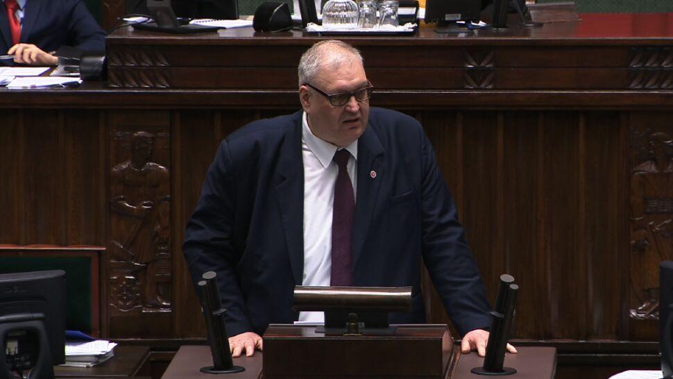 Poseł pyta o negocjacje Kaczyńskiego  w siedzibie PiS. Odpowiedź PKW