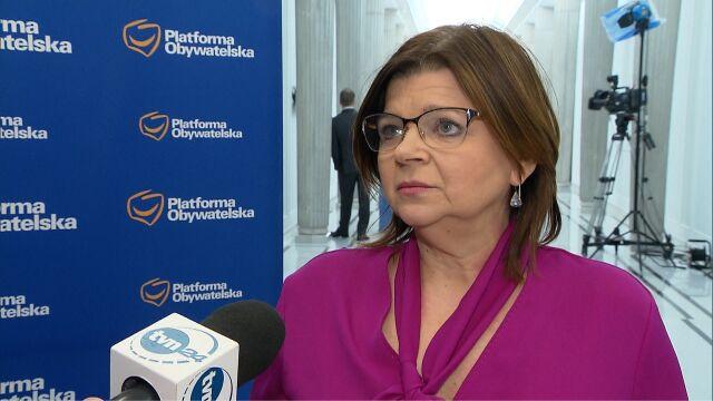 Izabela Leszczyna o zapowiedziach premiera w sprawie OFE