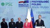 Kosiniak-Kamysz: to wybór silnej Polski w Europie, która rozdaje karty, a nie jest lokajem