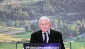 Kaczyński o dyskryminacji polskich rolników w UE