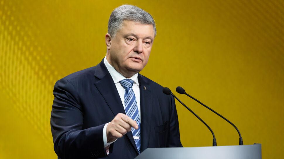 """Poroszenko podpisał ustawę językową. """"Mam nadzieję, że nowe władze wcielą ją w życie"""""""
