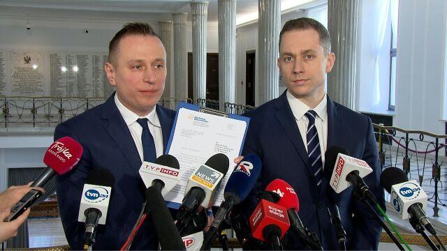 Platforma chce odebrania śledztwa prokurator od sprawy Kaczyńskiego