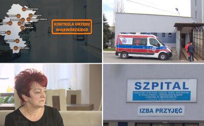 Kontrole w SOR-ach po śmierci pacjenta z Wodzisławia Śląskiego
