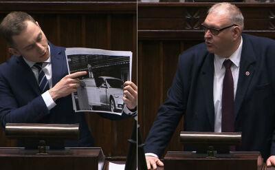 Poseł PO pokazał zdjęcie Święczkowskiego. Prokurator krajowy odpowiedział